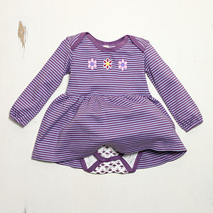 Dress Set With Knickers And Leggings - clothing