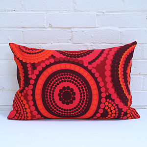 Bright Dots Cushion