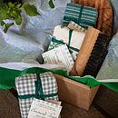 Gardener's Soap Gift Box