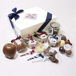 Snow White The Fairest Chocolate Hamper - best personalised corporate gifts