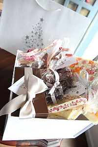 Chocolate Hamper - christmas