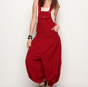 Harem Dungarees - trousers & leggings