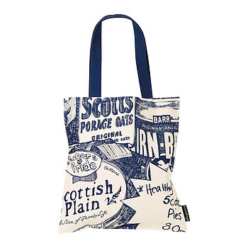 Scottish Breakfast Zoom Tote Bag