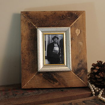 Rustic Miniature Photo Frame 6