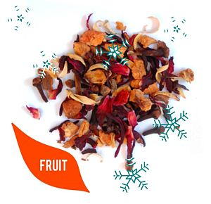 Mulled Wine Fruit Tea - teas, coffees & infusions