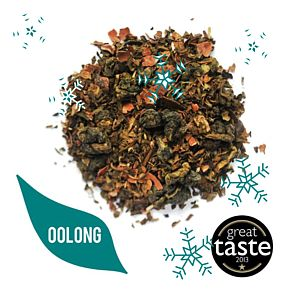 Peppermint Cream Milk Oolong Tea - christmas