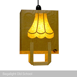 Bagalight Shade - lighting