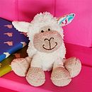 Baby Mini Lamb Soft Toy