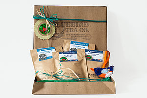 Christmas Tea Gift Box - food & drink gifts