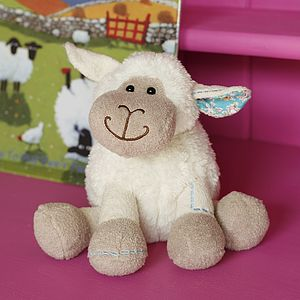 Soft Toy Lamb - soft toys