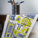 Bath City Tea Towel