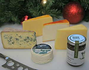 Cheese Not Cake Christmas Day Cheese Hamper