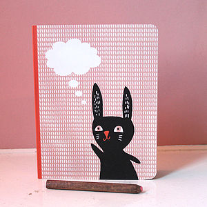 Thinking Rabbit Notebook