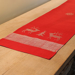 Christmas Table Runner - shop by price