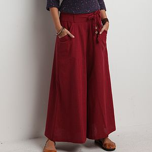 Palazzo Trousers - trousers & leggings