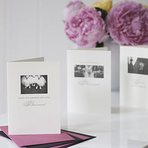 Wedding Thank You Cards - wedding gifts & cards sale