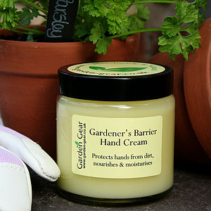 Gardener's Barrier Hand Cream