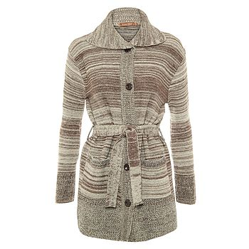 £5 Off Chunky Knitted Cardigan Was £35
