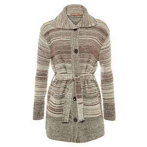 £5 Off Chunky Knitted Cardigan Was £35 - jumpers & cardigans