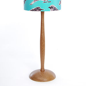 Wooden Table Lamp - table lamps