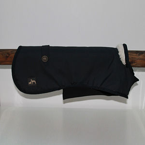 Waterproof Underbelly Dog Coat - clothes