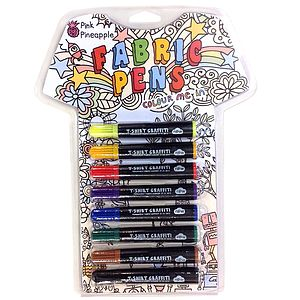Fabric Pens - stationery & creative activities