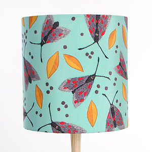 Moths Lampshade - lampshades