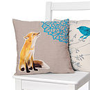 Thumb martha fox cushion