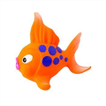 Kacy The Fish Teething Bath Toy