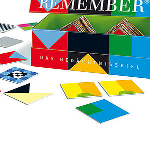 Remember Memory Game - traditional toys & games