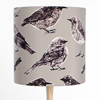 Flight Lampshade Grey