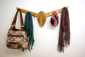 'No Idea' Coat Rack - storage & organising