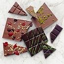 Personalised Funny Christmas Chocolate Bars