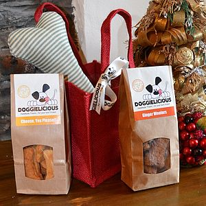 Christmas Dog Treats Gift Collection - dogs