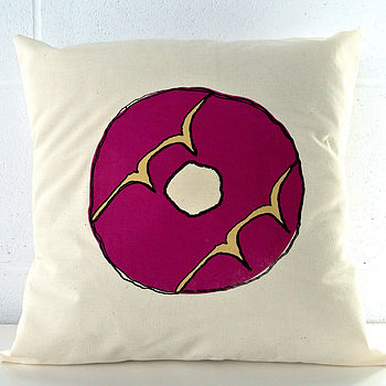 Party Ring Cushion