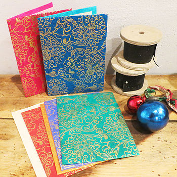 Notecard set - 6 cards and envelopes