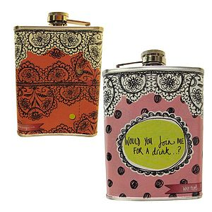 Why Not Hip Flask - hip flasks