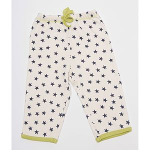 Star Print Pyjama Bottoms