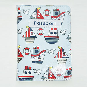 Ships Passport Cover - children's accessories