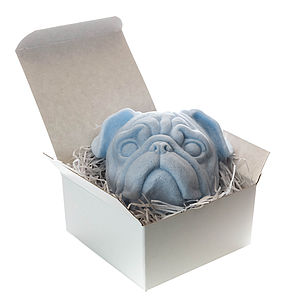 Pug Bath Bomb - bathroom