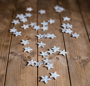 Wooden Star Confetti Scatters - shop by price