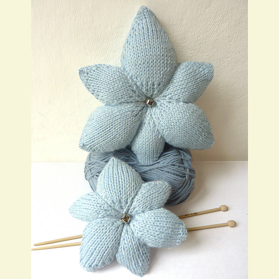 Knitting Patterns And Kits : christmas stars knitting kit by gift horse knitting kits notonthehighstreet...