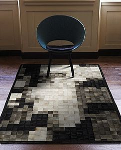 Mr Grey Rug - rugs & doormats