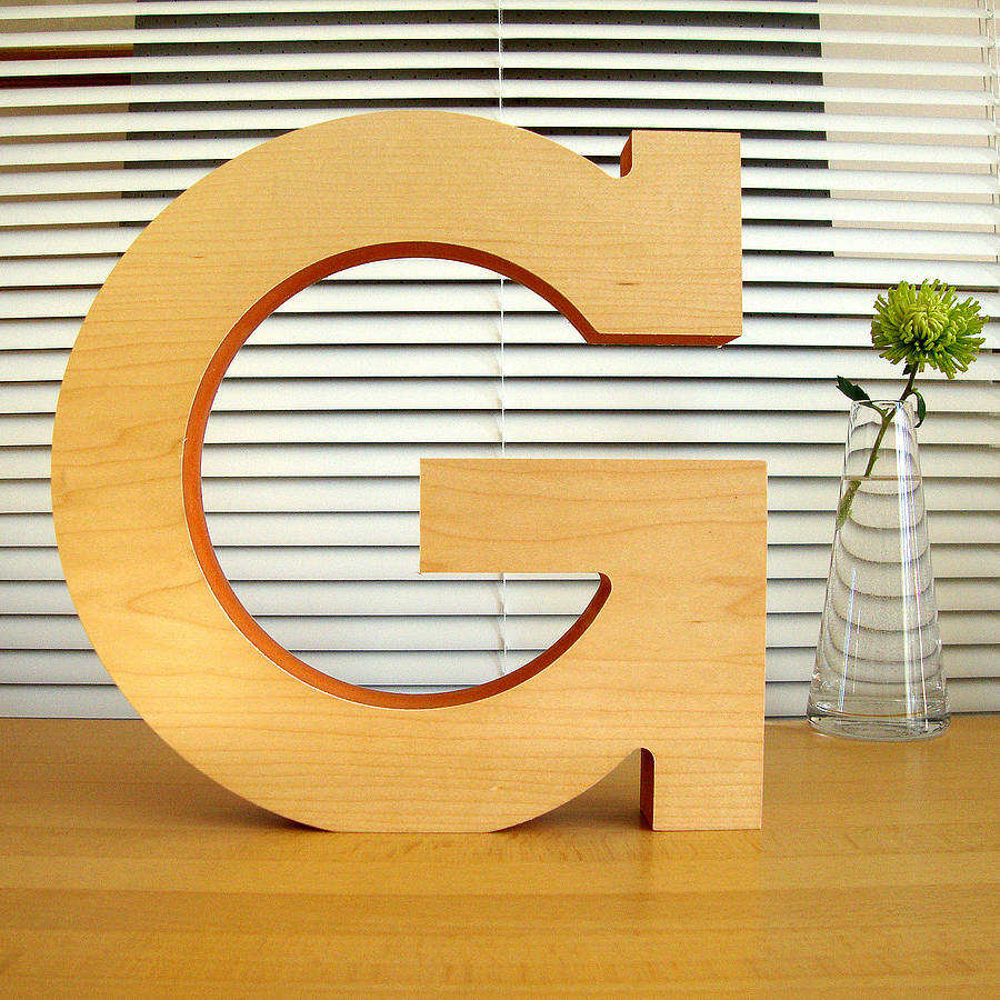 Attractive Large Decorative Wall Letters Mold - Wall Art Collections ...