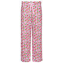 Pink Presents Brushed Cotton Pj Trousers