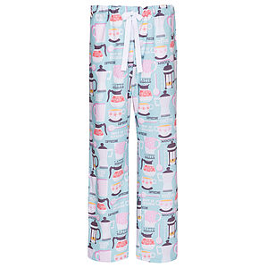 Cafetiere Cotton Pyjama Trousers