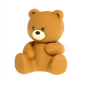 Bobbi The Bear Teething Toy