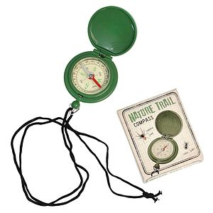 Nature Trail Compass - games