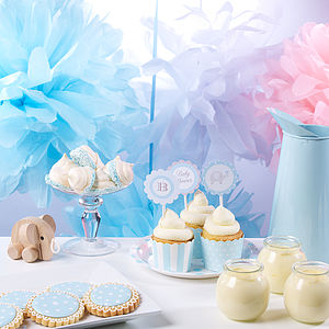 Baby Shower Party Kit