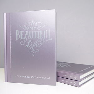 'My Beautiful Life' Sketch Book